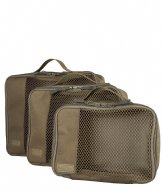 The Little Green Bag Packing Cubes Birk Olive