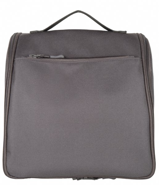 The Little Green Bag  Toiletry Bag Beck Grey