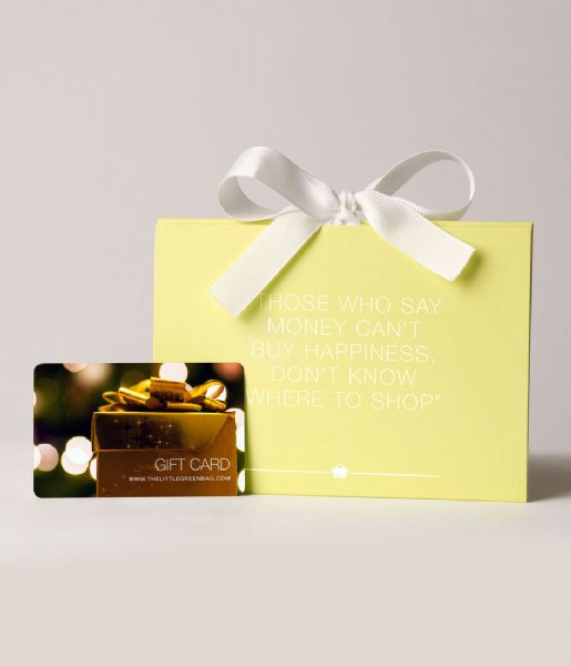 The Little Green Bag  Gift Card Holidays gift card Christmas