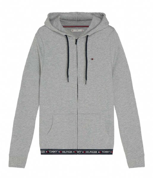 Tommy Hilfiger  Hoody Hwk Grey Heather (004)