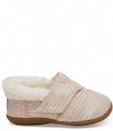 TOMS House Slipper Woven pink metallic (10010737)