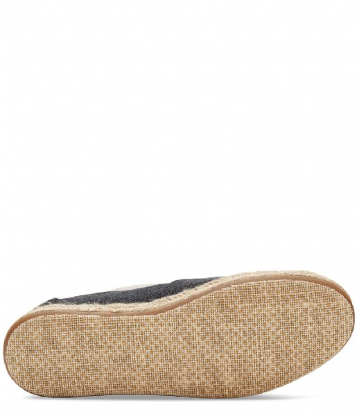 TOMS  Classic Espadrilles Washed black washed (10009751)