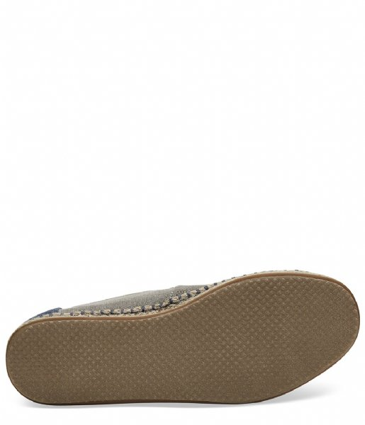 TOMS  Washed Espadrilles drizzle grey (10013214)