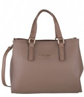 Valentino Handbags Superman Tote taupe