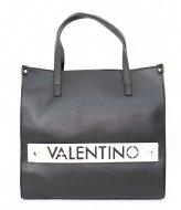 Valentino Handbags Flores Shopper nero