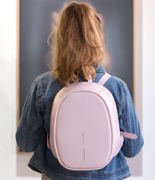 XD Design  Bobby Elle Anti Theft Lady Backpack pink (224)