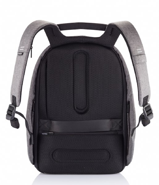 XD Design  Bobby Hero Small Anti Theft Backpack 13 Inch grey (702)
