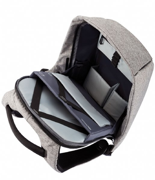 XD Design  Bobby Anti Theft Backpack 15.6 Inch grey (542)