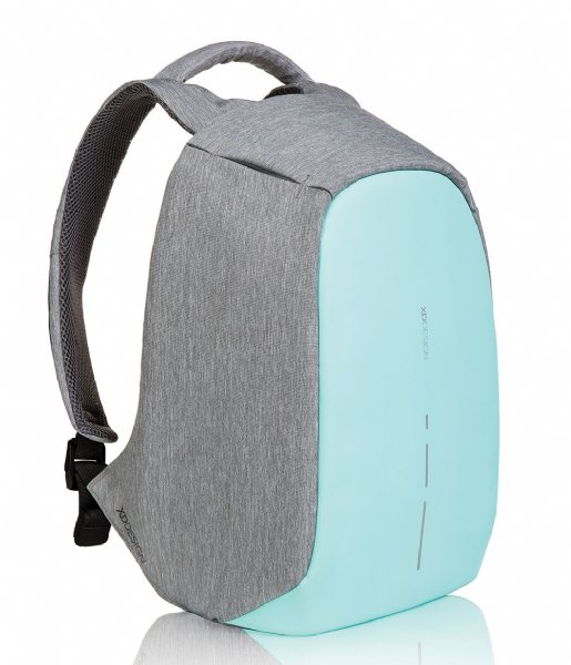 XD Design  Bobby Compact Anti Theft Backpack 14 Inch mint green (537)