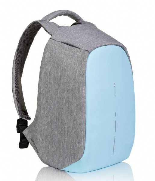 XD Design  Bobby Compact Anti Theft Backpack 14 Inch pastel blue (530)