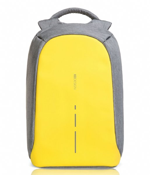 XD Design Anti-theft backpack Bobby Compact Anti Theft Backpack 14 Inch yellow (536)