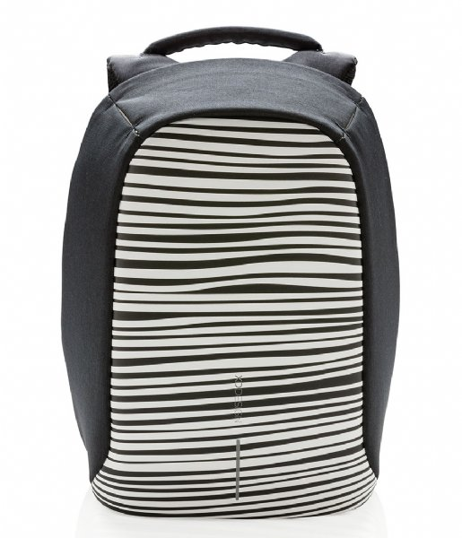 XD Design  Bobby Compact Anti Theft Backpack 14 Inch zebra (651)