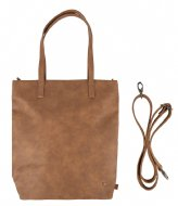 Zusss Basic Shopper cognac