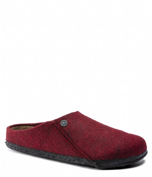 Birkenstock  Zermatt Narrow Filz Soft Cozy Home Vermouth (1017534)