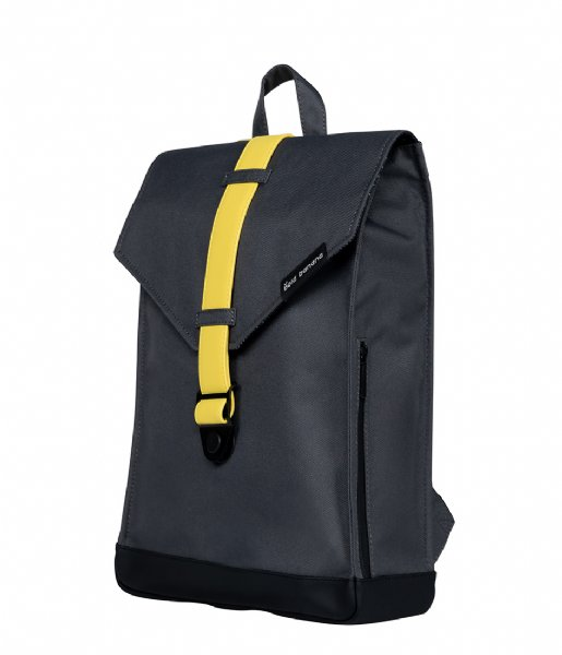 Bold Banana  Bold Banana Laptop Backpack 15.6 Inch grey lightning