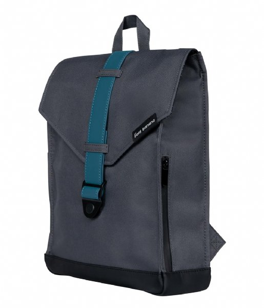Bold Banana  Bold Banana Laptop Backpack 15.6 Inch grey gummy