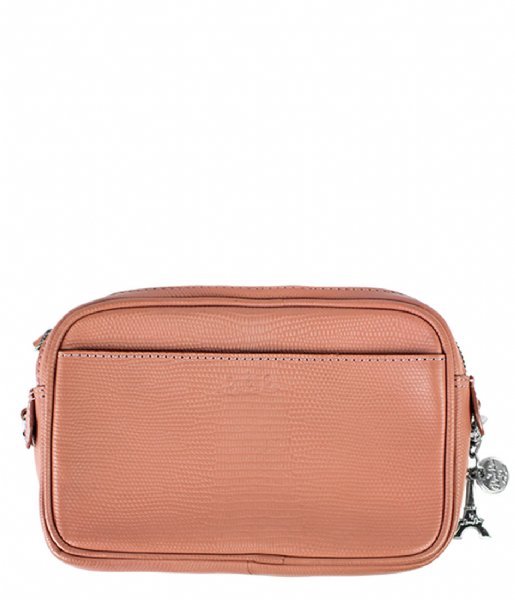 LouLou Essentiels  Pouch Lovely Lizard blush