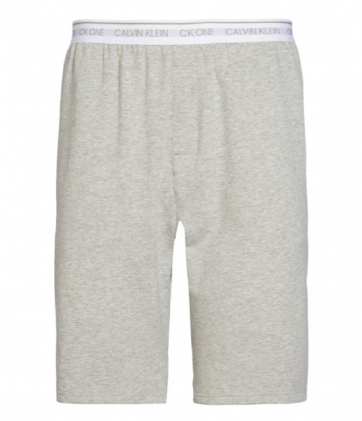 Calvin Klein  Sleep Short Grey Heather (080)