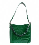 HVISK Amble Croco Small Pine Green (127)