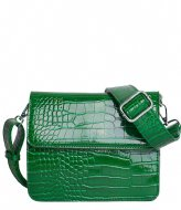 HVISK Cayman Shiny Strap Bag green (010)