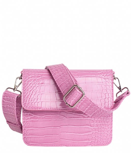 HVISK  Cayman Shiny Strap Bag pastel purple (067)