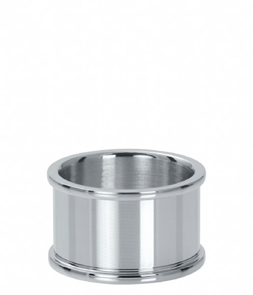 iXXXi  Base ring 12 mm Silver colored (03)