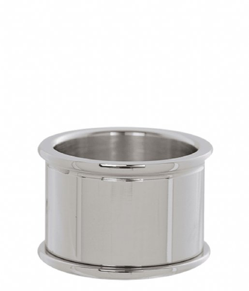 iXXXi  Base ring 14 mm Silver colored (03)