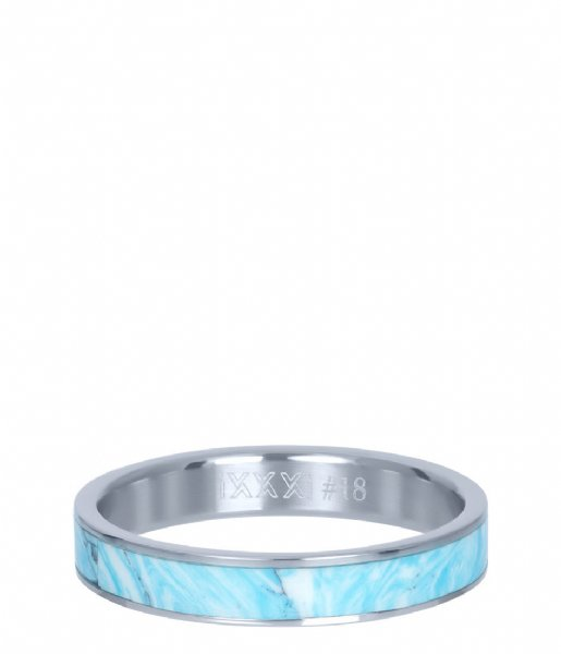 iXXXi  Blue paradise Silver colored (03)