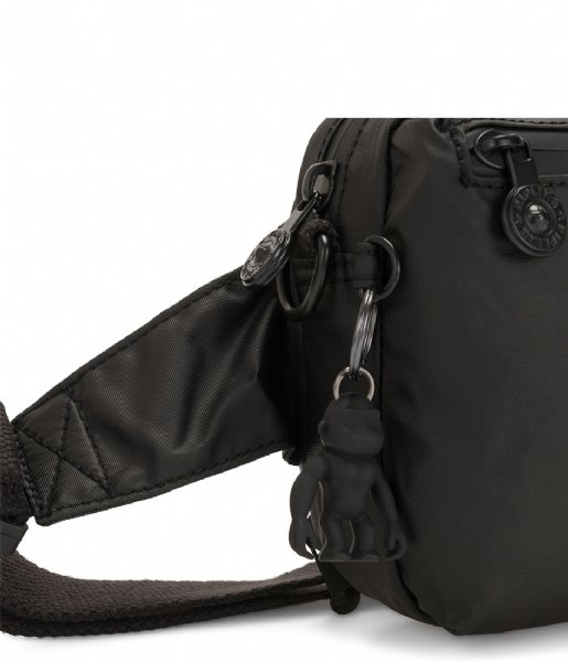Kipling Hipsack Halima Raw Black