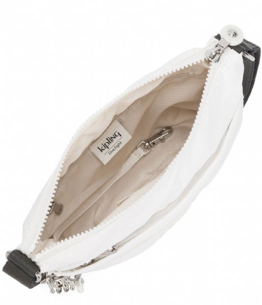 Kipling  Arto Small white metallic (K1014647I)