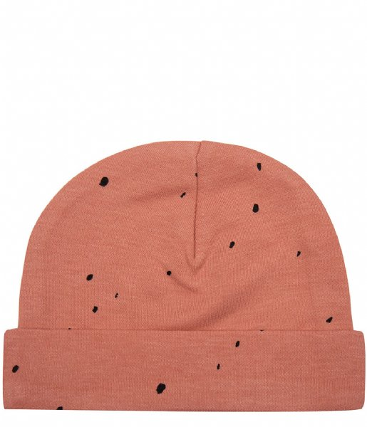 Little Indians  Beanie Dots Canyon Clay (BE07-CC)