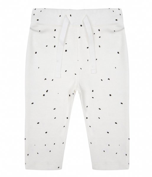 Little Indians  Legging Dots Cloud Dancer (LG03-CD)