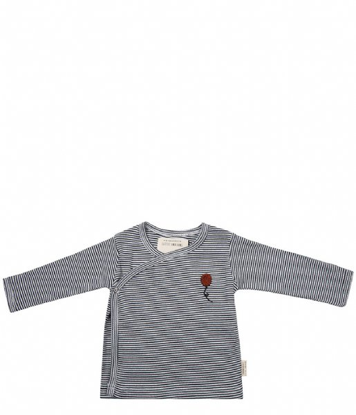 Little Indians  Longsleeve Small Stripe Rib Small Stripe (LS11-SS)