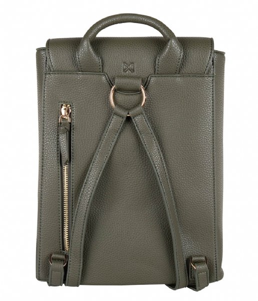 Mister Miara  Ash Backpack Olive Night