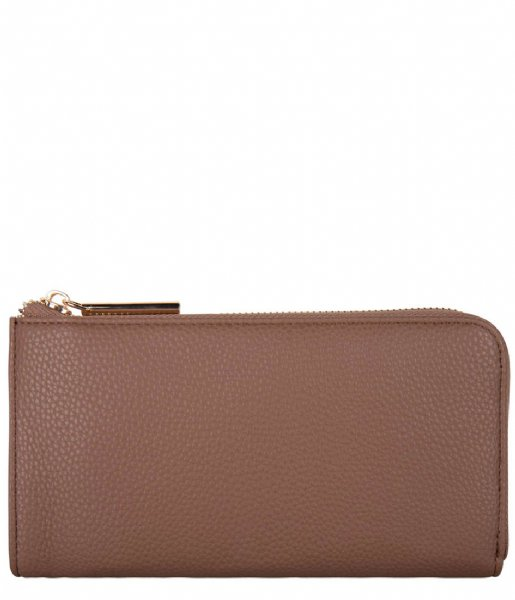 Mister Miara  Ivy Purse wallet Raw Umber