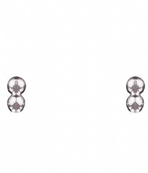 My Jewellery  Little Dots Stud silver colored (1500)