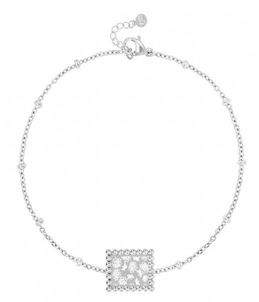 My Jewellery  Bracelet Roses silver colored (1500)