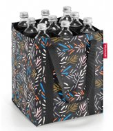 Reisenthel Bottlebag black multi (ZJ7053)