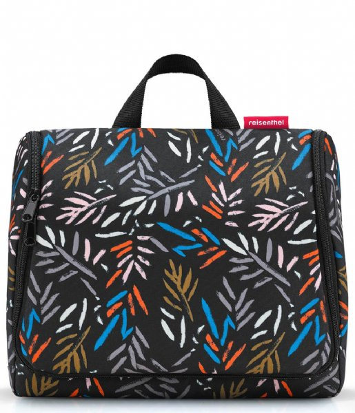 Reisenthel  Toiletbag XL black multi (WO7053)