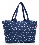 Reisenthel Shopper E1 spots navy (RJ4044)