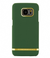 Richmond & Finch Samsung Galaxy S7 Edge Cover Classic Satin emerald satin (18)
