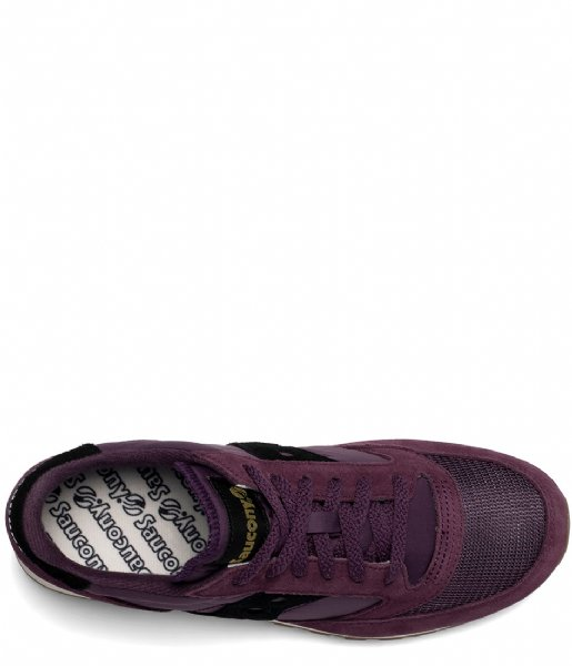 Saucony  Jazz Original Vintage Black berry black (166)