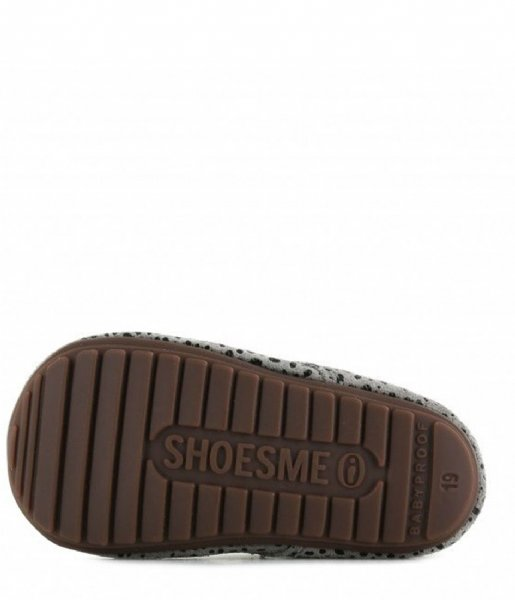 Shoesme  Baby Proof Grey dots