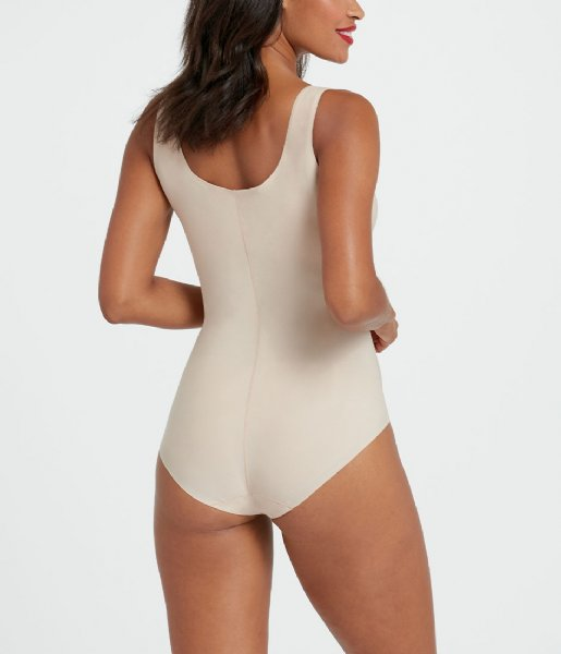 Spanx  Thinstincts Bodysuit Soft Nude (2119)