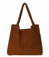 Studio Noos Boucle Mom Bag Cacao