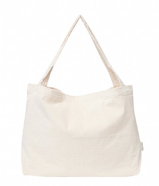 Studio Noos  Rib Mom Bag old white