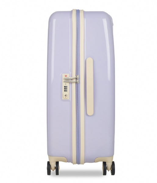 SUITSUIT  Suitcase Fabulous Fifties 24 inch Spinner paisley purple (12414)