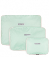 SUITSUIT Fabulous Fifties Packing Cube Set luminous mint (26915)