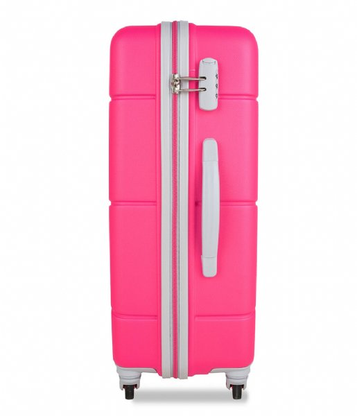 SUITSUIT  Caretta Suitcase 24 inch Spinner hot pink (12484)