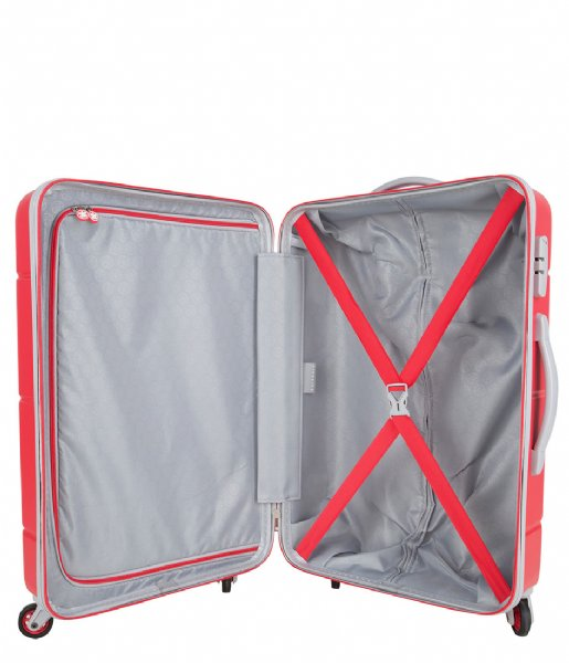 SUITSUIT  Caretta Suitcase 24 inch Spinner teaberry (12474)